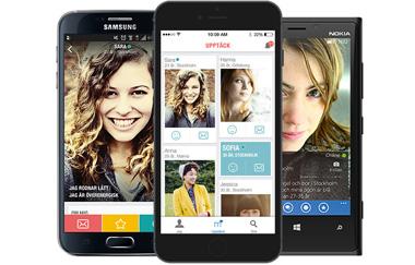 Match.com i mobilen