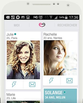 meetic application mobile